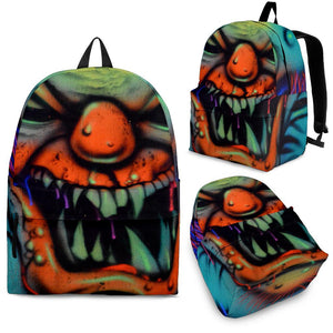 Backpack - Clown Fang