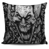 Pillow Cover - Grinning Clown