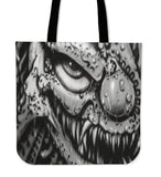 Tote Bags - Toothy Grin Clown