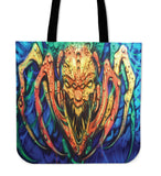 Tote Bag - Creepy Spider