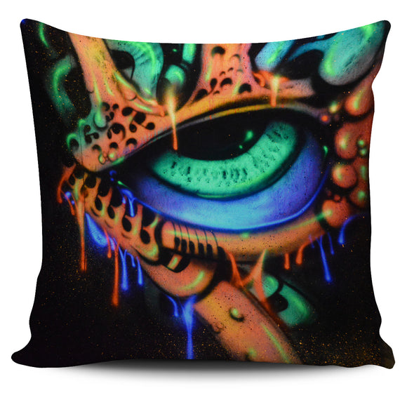 Pillow Cover - Eyeball