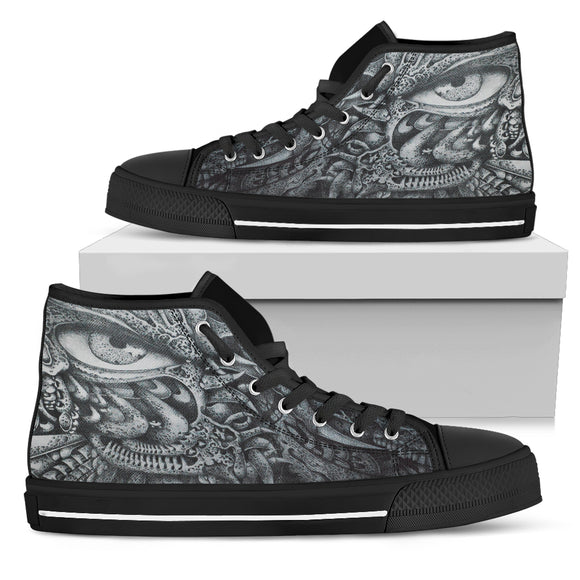 Men's High Top Shoes - Oculus