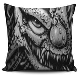 Pillow Cover - Toothy Grin Clown
