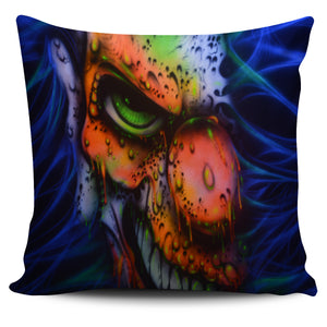 Pillow Cover - Goblin Clown