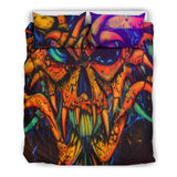 Bedding Set - Horned Demon - Express Shipping