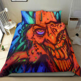 Bedding Set - Red Ghoul - Express Shipping