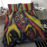 Bedding Set - Creeper Clown - Express Shipping