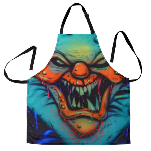 Apron - Clown Fang
