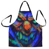 Men's Apron - Clown Snarl