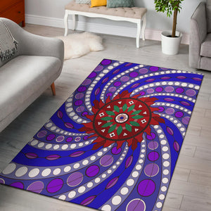 Area Rug - Slaya Collection - Swirl