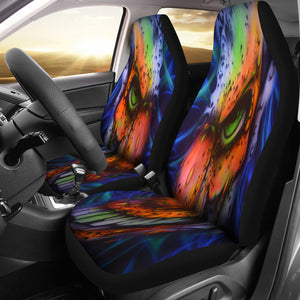 Car Seat Covers - Clown