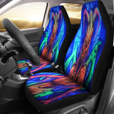 Car Seat Covers - Demon
