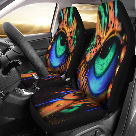 Car Seat Covers - Eyeball