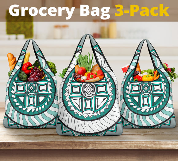 Grocery Bag 3 pack - Slaya Collection - Flywheel pack #3