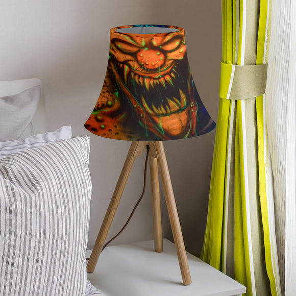 Bell Lamp Shade - Clawed Creature