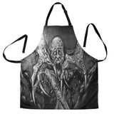 Men's Apron - Monster Claw