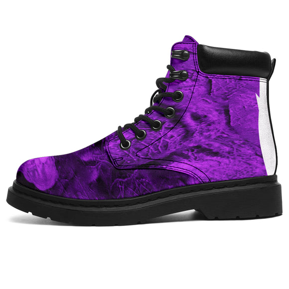 All Season Boots - Purple Haze