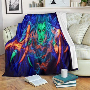 Premium Blanket - Spider Woman