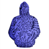All Over Zip-up Hoodie - 2021 Drawing 12