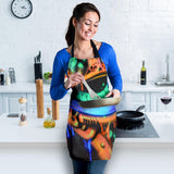 Women's Apron - Eyeball