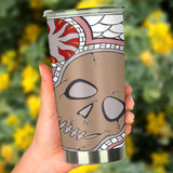 Tumbler - Slaya Collection - Double Skull Fire