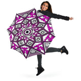Umbrella - Slaya Collection - Star purple pink
