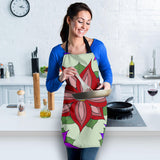 Women's Apron - Slaya Collection - Flowers