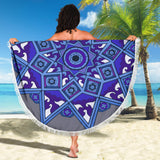 Beach Blanket - Slaya's Collection - Blue Star