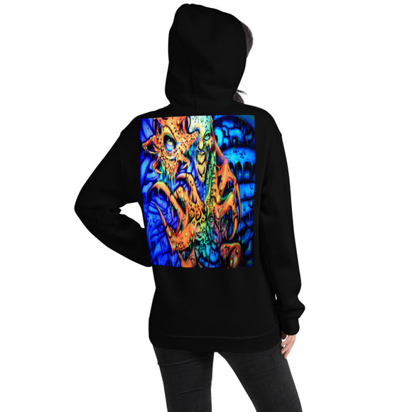 Hooded Sweatshirt - Monster Within1