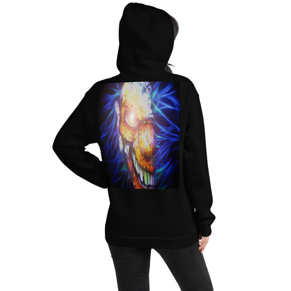 Hooded Sweatshirt - Clown Shine1