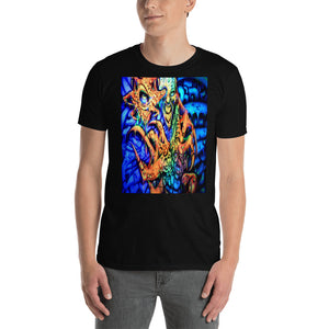 Short-Sleeve Unisex T-Shirt - Monster Within