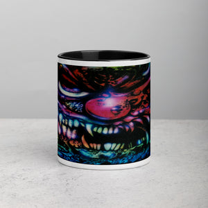 Mug with Color Inside - Clown Break