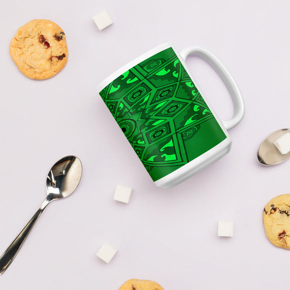 Mug - Slaya Collection - Green Star