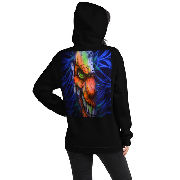 Hooded Sweatshirt - Clown1