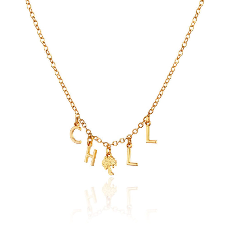 Wordplay Necklace