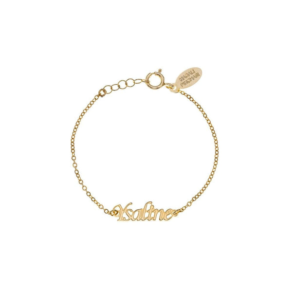 Personalized Name Bracelet