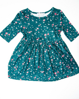 Holiday Toddler Dress (3T to 5T)