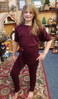 Tween Jumpsuit (size 10)