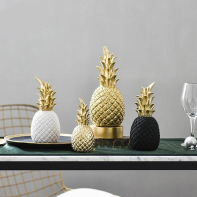 Marcel Pineapple Sculpture