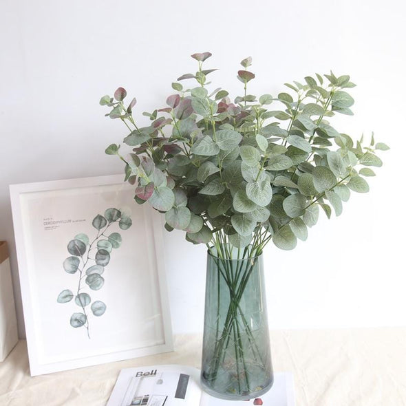Artificial Eucalyptus Leaves