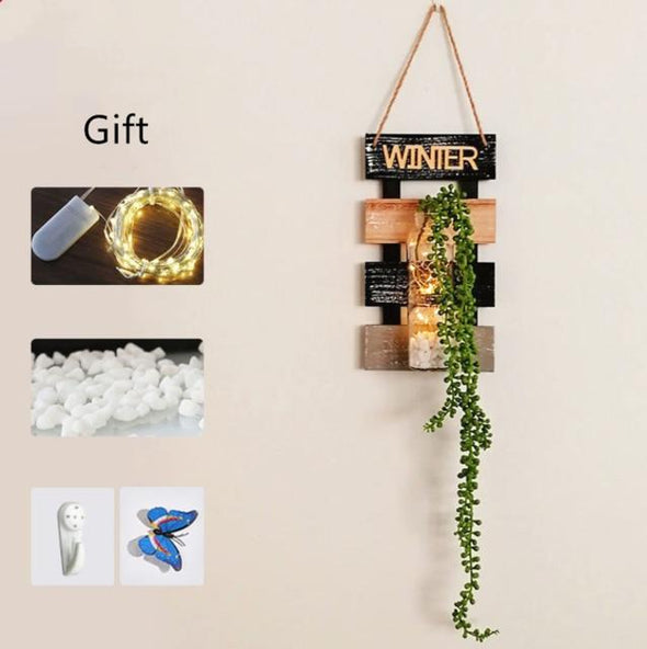 Whately Hanging Wall Vase