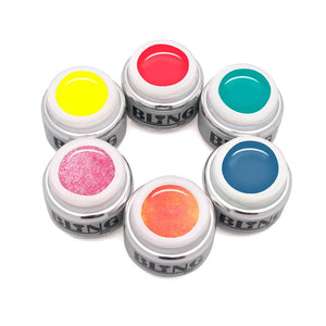 BL- Summer Color Collection 2019 6 x 5 ml