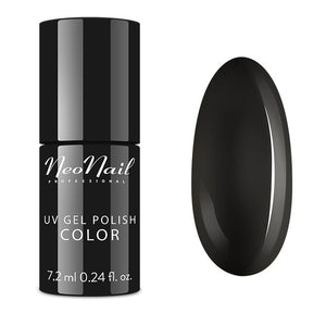 NeoNail - UV/LED Gel Polish 7.2 ml - Pure Black