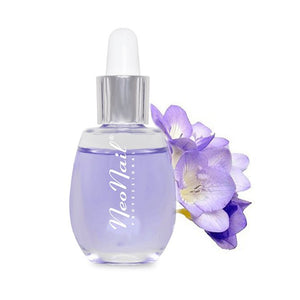 NeoNail - Cuticle oil with a 15ml pipette - Freesia