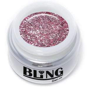 Gel Glitter Nail Shop Supplies