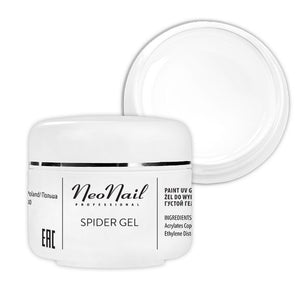 NeoNail - Spider Gel White 5 g