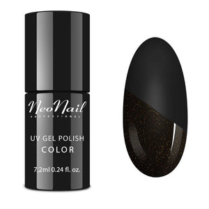 NeoNail - Top Glow Gold - 7.2ml UV/LED
