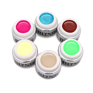 BLINGline Spring Colour Collection 2020 UV/LED 6 x 5ml
