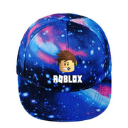 Men and Women Teens Hip Hop cap Cartoon pattern design Starry Sky Cap Fashion Outdoors Baseball hat