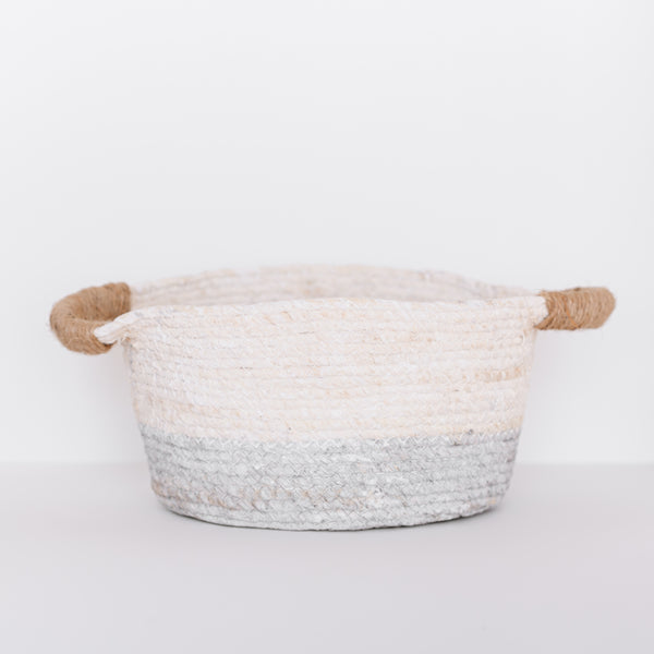 Macy Jute Basket - Large